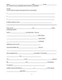 Latitude and Longitude. Guided Notes Word Doc