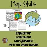 3rd Grade: Latitude and Longitude