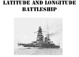 Latitude and Longitude Battleship