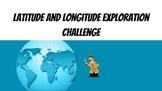Latitude and Longitude Exploration Challenge