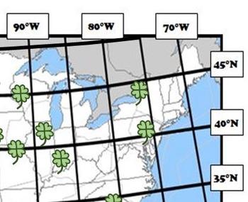 Latitude and Longitude HUGE BUNDLE! - 50 States Puzzles & Lat/Long, USA Series
