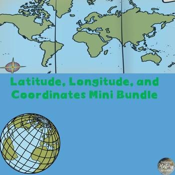 Latitude and Longitude Mini Bundle