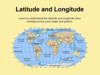 Globe Latitude And Longitude Teaching Resources Teachers Pay Teachers