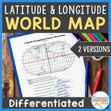 Latitude and Longitude Practice