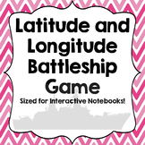 Latitude and Longitude Review Game- Battleship