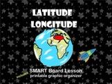 Latitude and Longitude SMARTBoard Lesson