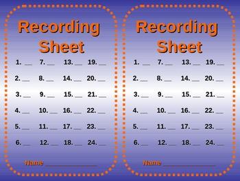 Latitude and Longitude Task Card Set