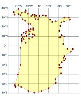 And Longitude United States Coordinates Puzzle Google Drive - Latitude and longitude of united states