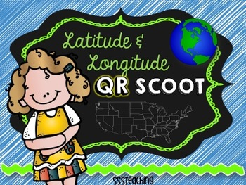 Latitude/Longitude QR Code SCOOT