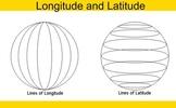 Latitude/Longitude SmartBoard Notes