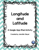 Latitude/Longitude iPad Activity