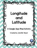 Latitude/Longitude iPad Activity