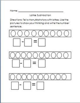Latke Subtraction