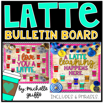Latte Bulletin Board