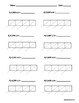 Lattice Multiplication 4 Digits by 1 Digit - 10 Pages