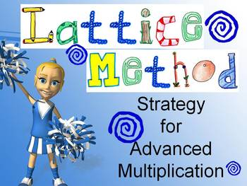 Lattice Multiplication Introduction PPT