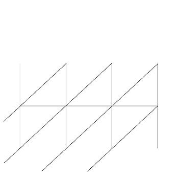 Lattice Multiplication Math Boxes 3x2 Grid