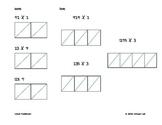 Lattice Multiplication Worksheet