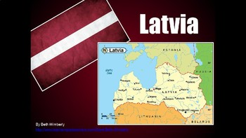Latvia PowerPoint