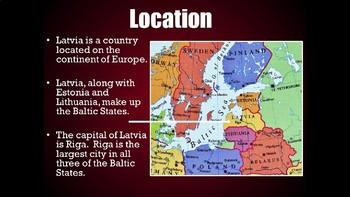 Latvia PowerPoint