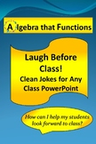 Classroom Management Laugh Before Class Power Point Clean Jokes