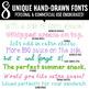 Laugh Eat Learn Fonts // Volume 5