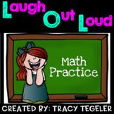 Laugh Out Loud Math Practice {Solve Math Problems & Laugh at Jokes}