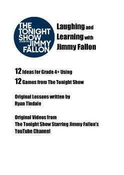 Laughing and Learning with Jimmy Fallon - ebook written by Ryan Tindale
