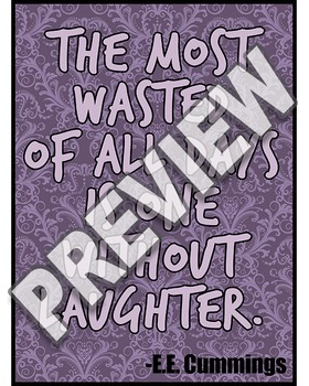Laughter Poster