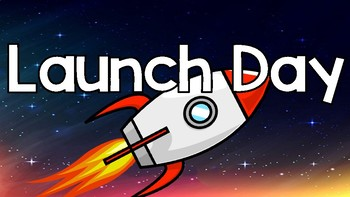 Launch Day Poster