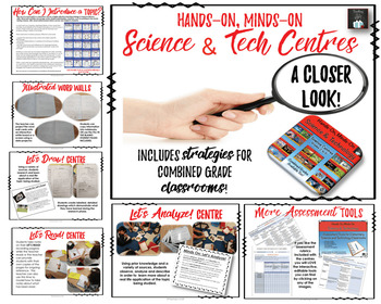 Launching Hands-On, Minds-On SciTech Centres