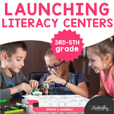 Launching Literacy Centers Guide | Literacy Centers ebook