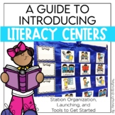Launching Literacy Stations