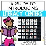 Launching Literacy Stations