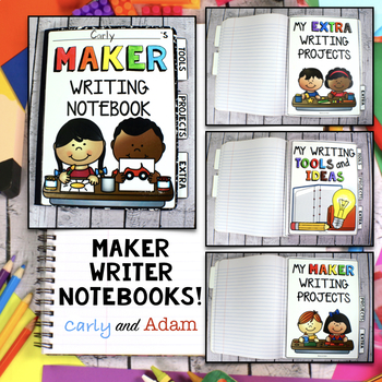 Launching Maker Writer's Workshop