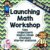 Launching Math Workshop in Grades 3-5