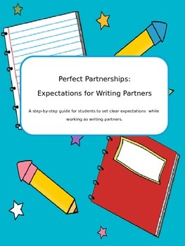 Perfect Partnerships: Expectations for Writing Partners (L