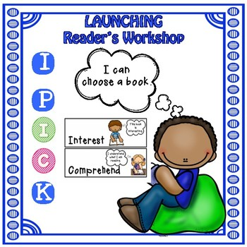 Launching Reader's Workshop Anchor Chart