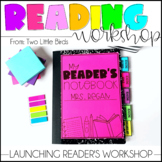 Launching Reader's Workshop-Reading Lessons, Reader's Note