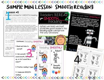 Launching Readers Workshop 1st Grade ~ Full Unit with Scripted Minilessons