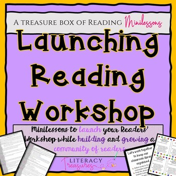 Launching Readers' Workshop--A Unit of Study