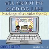 Launching Readers Workshop:  My Reading Life {Google Slide
