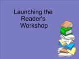 Launching Reader's Workshop- Smartboard