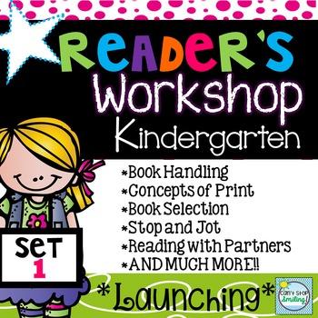Readers Workshop Kindergarten