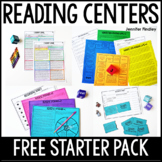 Launching Reading Centers: 4th and 5th Grade Reading Cente