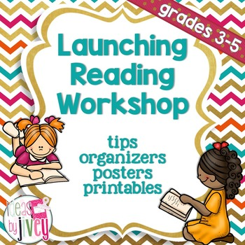 Launching Reading Workshop in Grades 3-5
