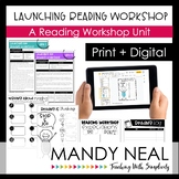 Launching Reading Workshop in Grades 3-5 Print + Digital Bundle