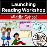 Launching Reading Workshop in the Middle School Classroom