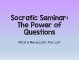 Launching Socratic Seminar