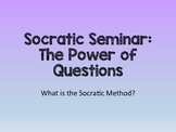 Launching Socratic Seminar